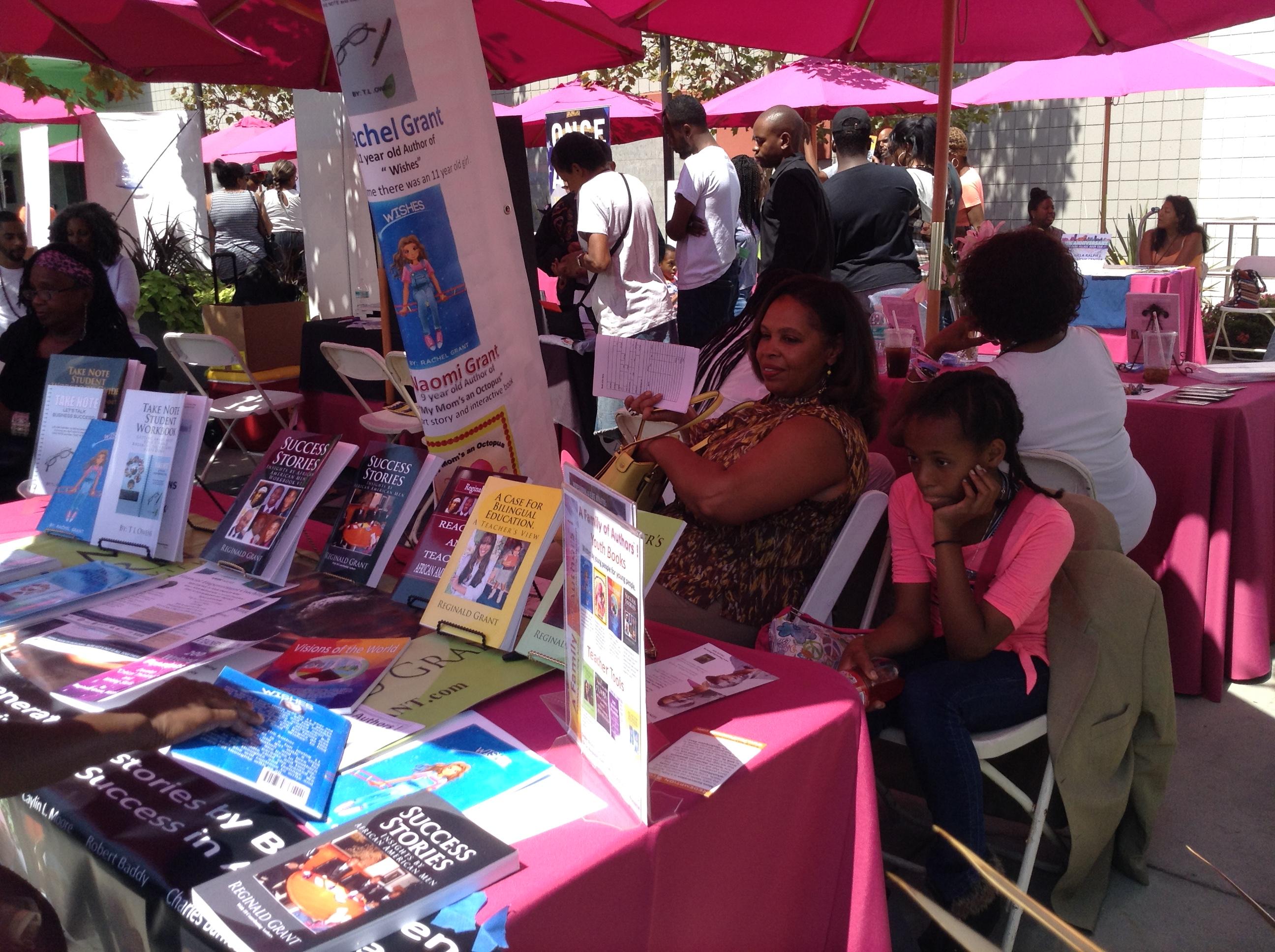 9 Baldwin Hills Leimert Park Book Fair
