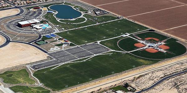 Copper Sky Recreation Center Maricopa Arizona