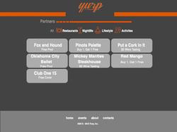 Yurp Social Application