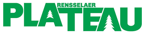 Plateau Logo Magnet - Green