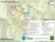 Poestenkill CF Trail Map