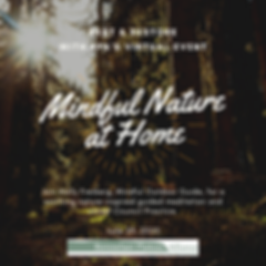 Mindful Nature at Home