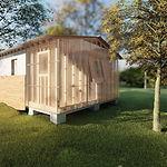 Cabin Render