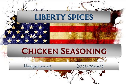 Chicken Seasoning 16oz