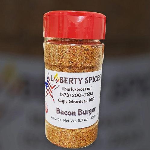 Bacon Burger 16oz