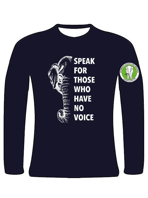 Speak - long sleeve