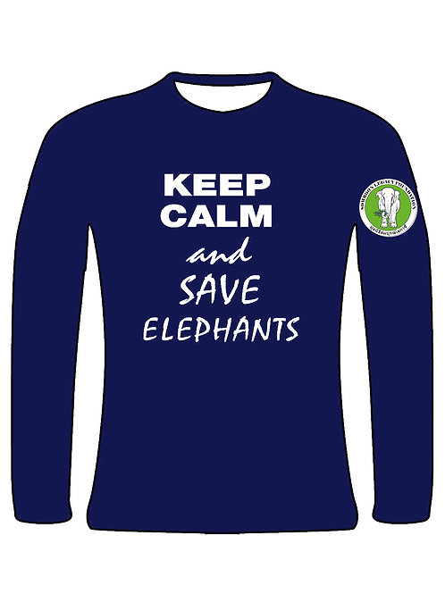 Keep calm - long sleeve