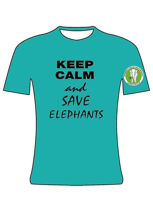 Keep calm - short sleeve