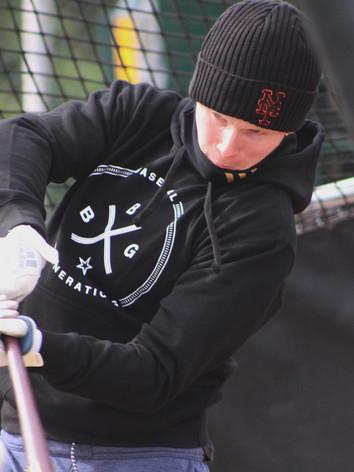 Pete Crow New York Mets BBG Sweater
