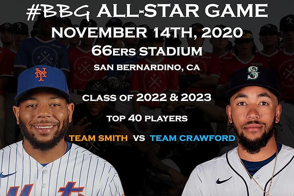 BBG All-Star Game 2020