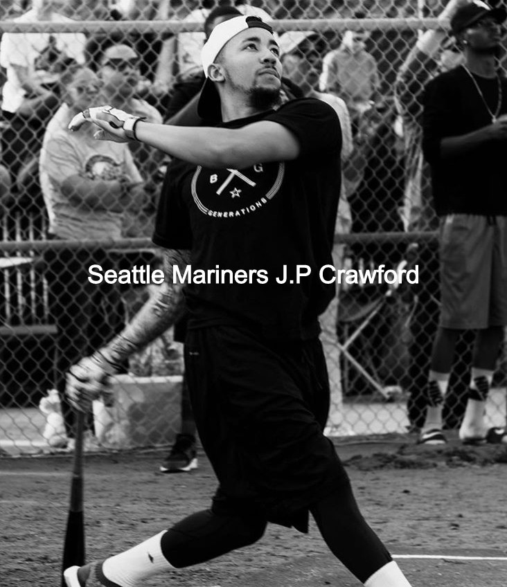 Seattle Mariners J.P Crawford