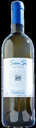 Sansì - Vino bianco frizzante