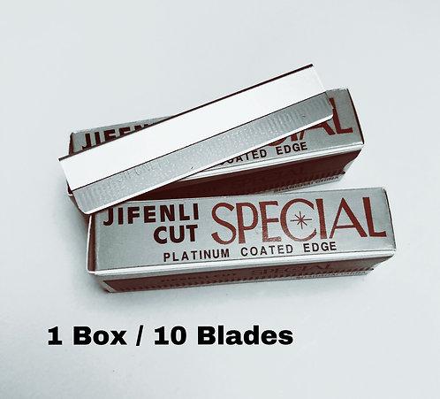 Platinum Coated Razor blades (10 pcs.)