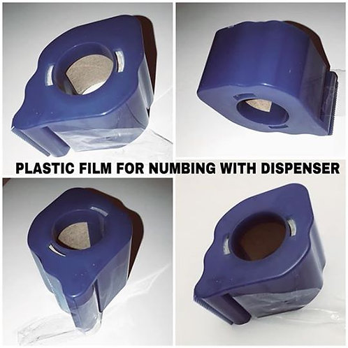 Plastic film with Holder