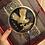 Thumbnail: 3D Eagle Frame 24K Gold Foil