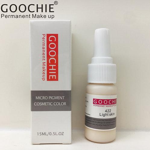 Goochie Pure Organic Pigments #422 Light Skin