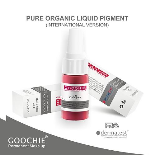Goochie Pure Organic Pigments #336 Dark Pink