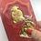 Thumbnail: God of Wealth -24K Gold Foil Lucky Red Envelope - (2/pk)