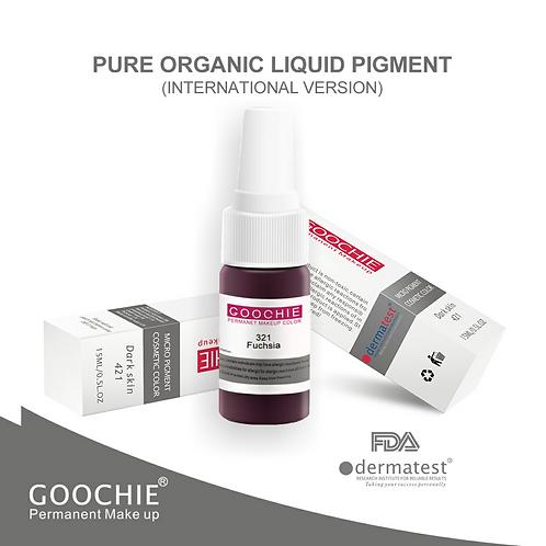 Goochie Pure Organic Pigments #321 Fuchsia