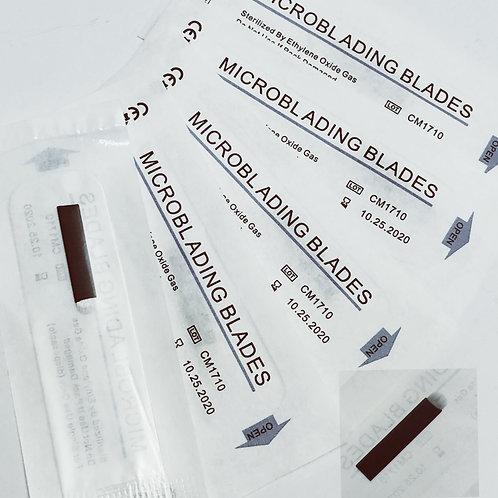 #18U (.18mm) Disposable Microblading Blade (25 pcs)
