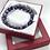 Thumbnail: Natural Dream Dark Amethyst Stone Bracelet