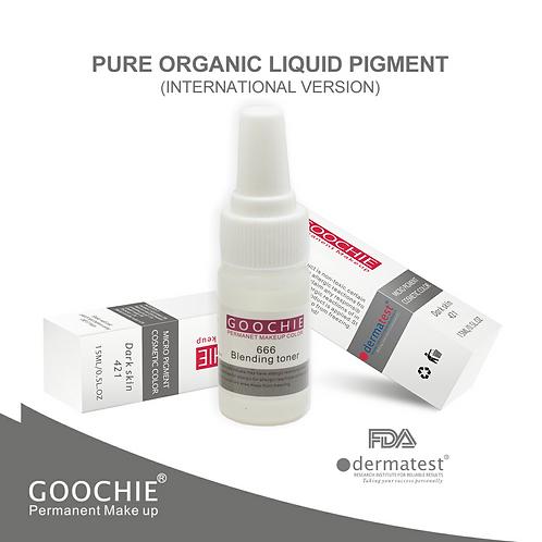 Goochie Pure Organic Pigments #666 Blending Toner