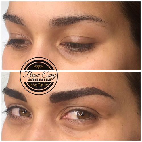 😍Just how she wanted😍#microblading #pm