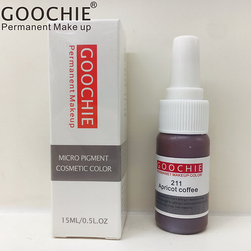 Goochie Pure Organic Pigments #211 Apricot Coffee