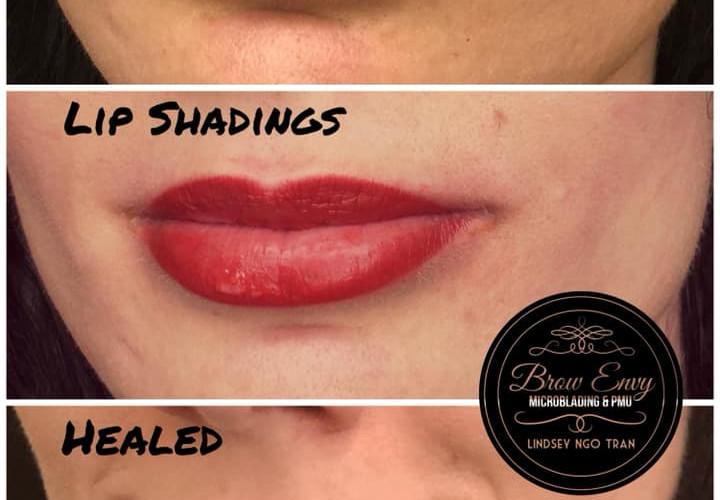 Ombre Lip Color Enhancement