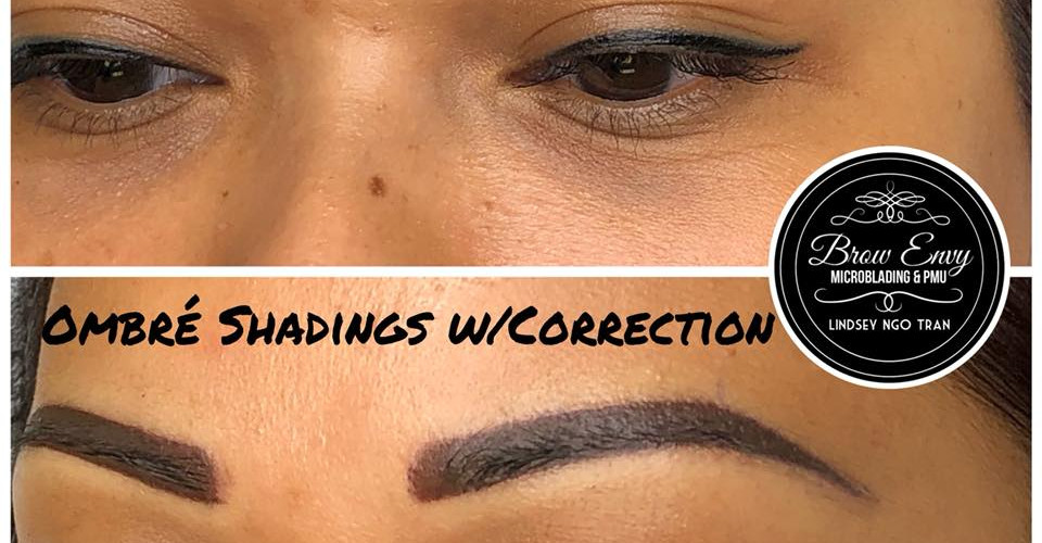 Ombre Shading  w/ Correction
