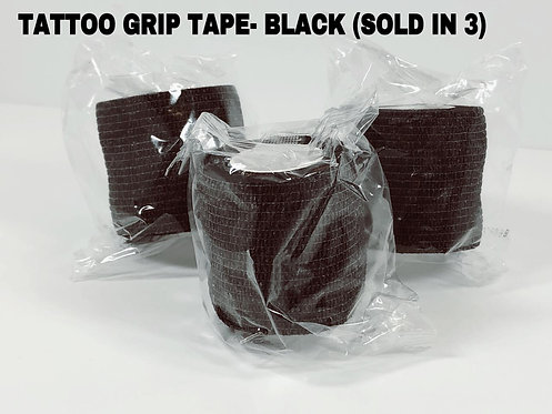 Tattoo Grip Tape (3 pcs.)