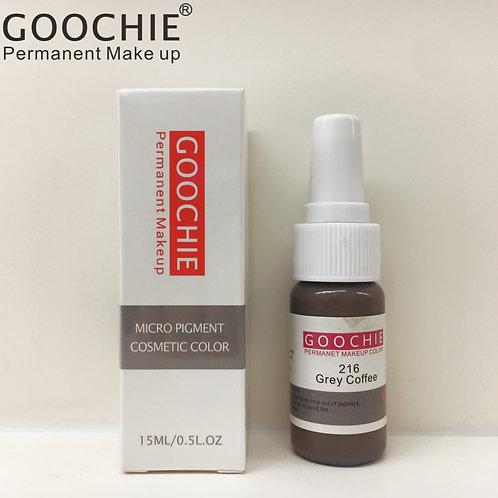 Goochie Pure Organic Pigments #216 Grey Coffee