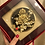 Thumbnail: 3D Peonies Flower 24K Gold Foil