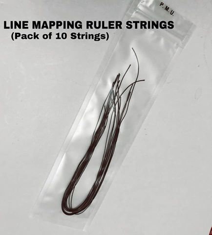 Line Ruler Replacement Strings (10 pcs)