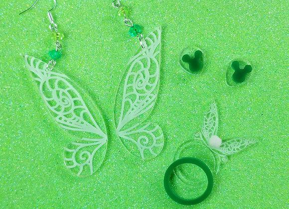 Pixie Wings earrings