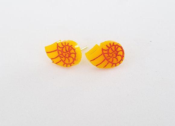 Yellow Seashells