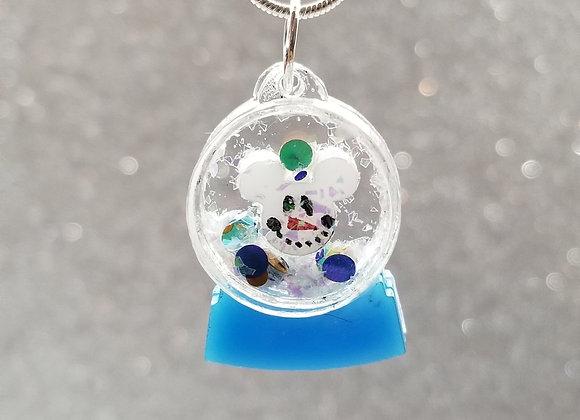 Snowglobe Pendant