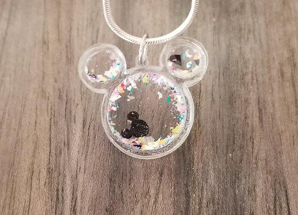 Confetti Ears pendant
