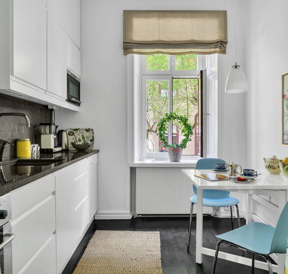 Valhallavagen 116 Kitchen view .jpg