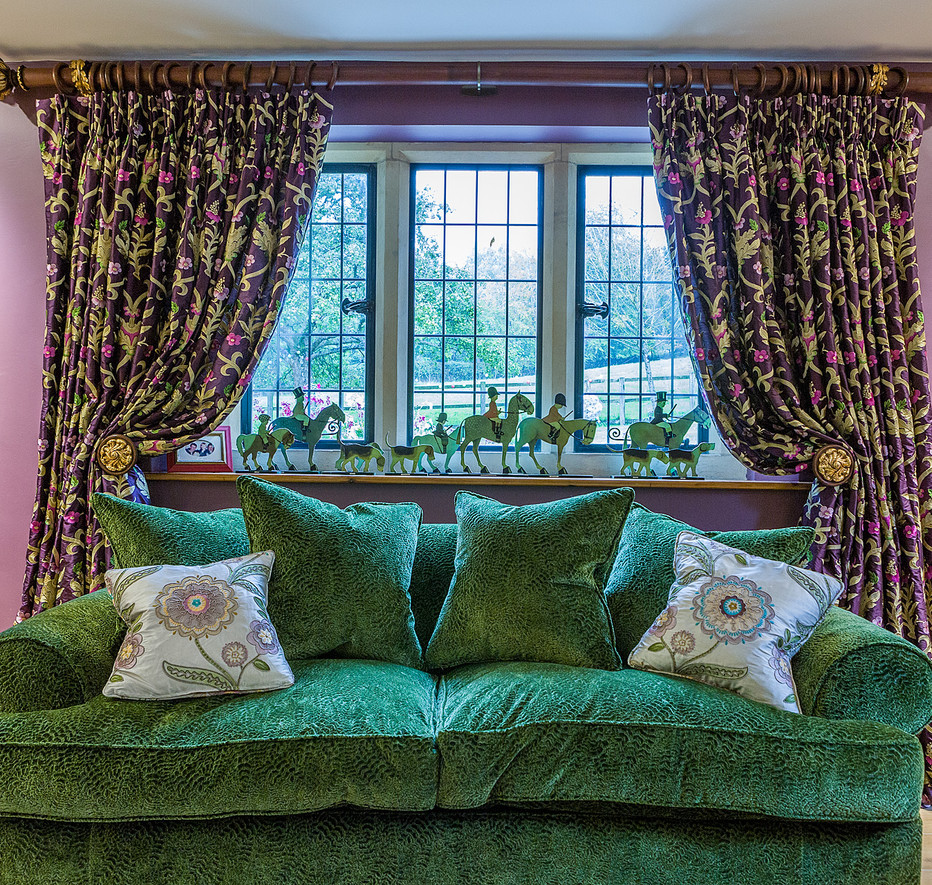 Cotswold Retreat | Nina Campbell & Desig