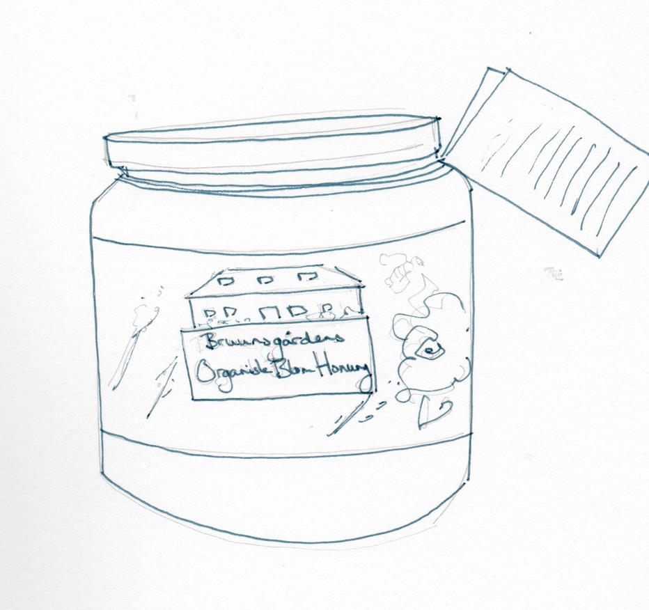 Jar sketch idea