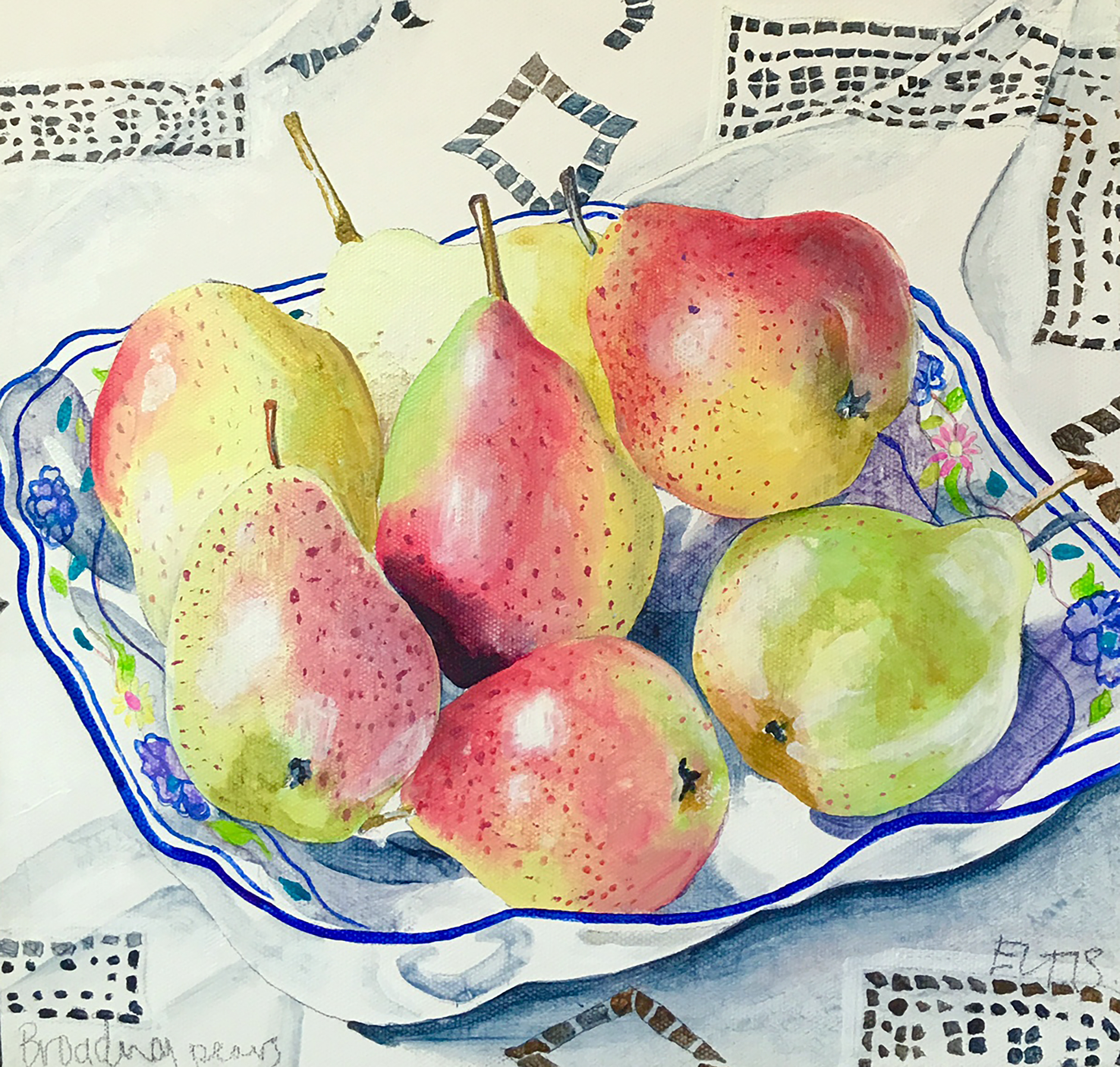 Broadway Pears