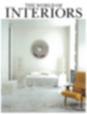 World of Interiors - April 2020 Issue