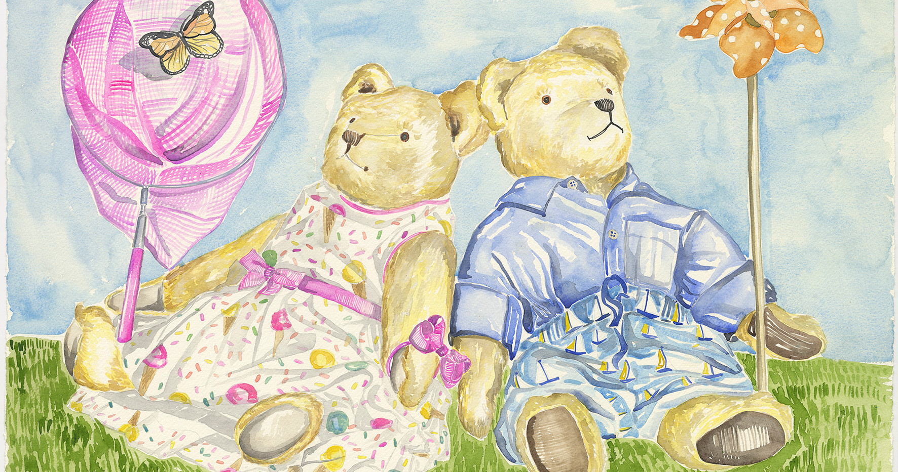 Summer bears at the beach- small file.jp