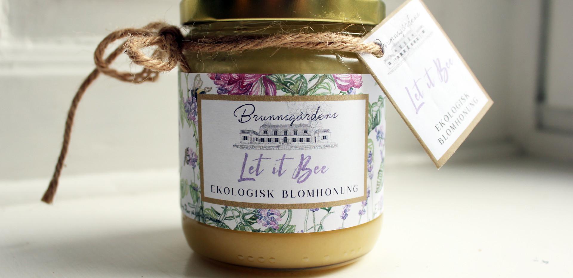 Honey Label Design photo