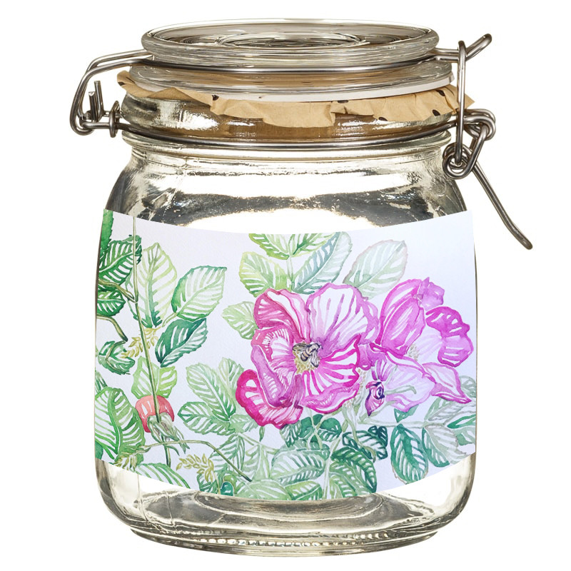 Jar Honey Back  .jpg