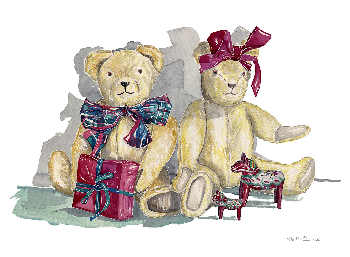Christmas Bears  - Elspeth.jpg