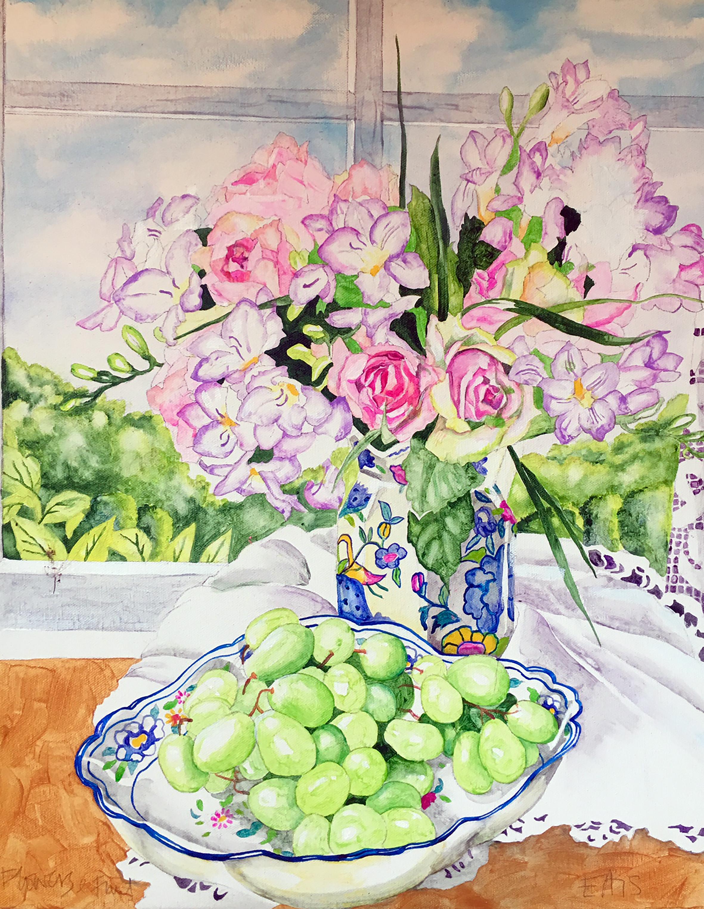 Broadway Roses & Grapes
