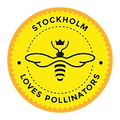 Stockholm Loves Pollinators Badge.png