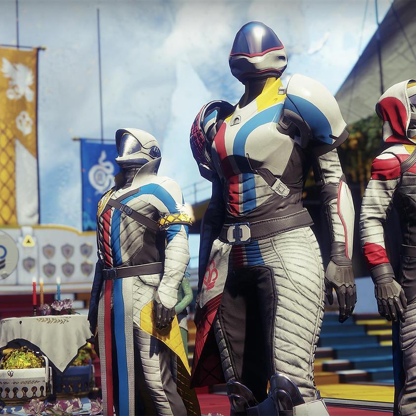 SGC Guardian Games Sparrow Racing